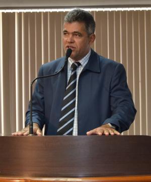Milton Neres, vereador de Palmas