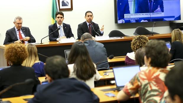 5ª Reunião do Fórum de Governadores discute reforma da Previdência