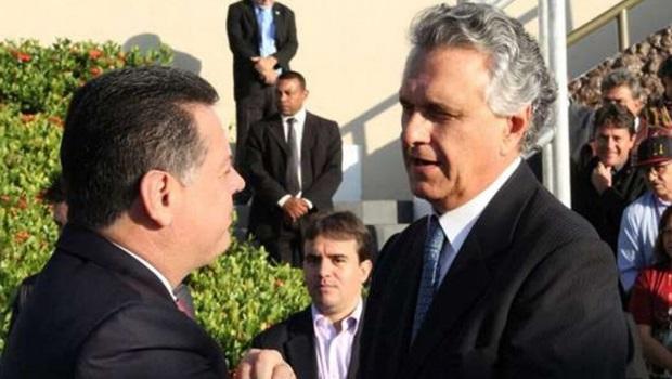Fusão entre PSDB e DEM esbarra em crise como a de Caiado e Marconi Perillo