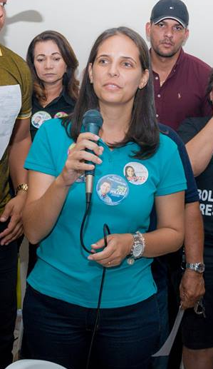 MDB conquista passe de Fernanda Batista e vai lançá-la para