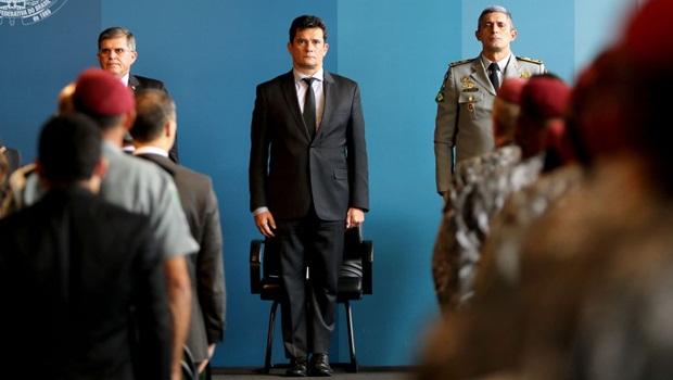 Projeto do Ministério da Justiça e da Segurança Pública, Em Frente Brasil apresenta resultados que evidenciam medida acertada em Goiânia de Sergio Moro