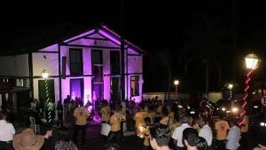 Segundo dia de Canto da Primavera tem samba, MPB e hip hop