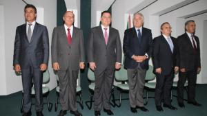 Marconi recebe ministro e governadores de todo o País para lançamento do Bem Mais Simples