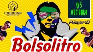 TRE barra festa de promoção à candidatura de Jair Bolsonaro em Barra do Garças