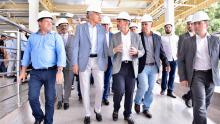 Grupo São Salvador inaugura fábrica em Nova Veneza