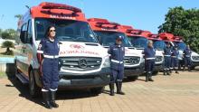 Prefeitura de Goiânia renova frota e aposta na otimização do Samu