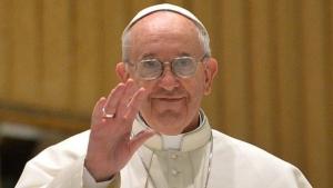 "Papa Francisco chama líder palestino de ""anjo da paz"""