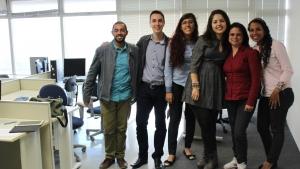 Estagiária do Jornal Opção vence o 2º Prêmio de Jornalismo do Estadão