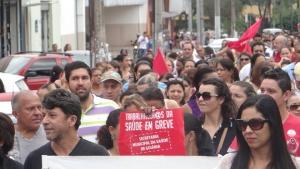 """Sindsaúde: """"Ilegal e imoral é o que o Paulo Garcia está fazendo"""""""