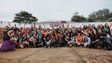 Carnaval e ativismo: bloco de rua mescla diversão e luta contra violência de gênero