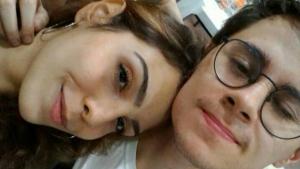 Namorada do ator Rafael Miguel depõe sobre triplo assassinato cometido pelo pai