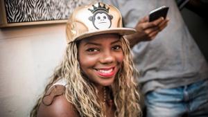 Cantora Ludmilla é vítima de racismo na Internet