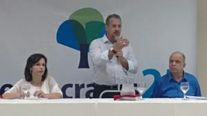 Marcão Poggio é lançado pré-candidato do DEM à Prefeitura de Palmas