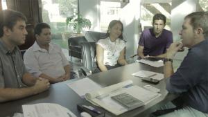 Vereadores e prefeito de Palmas tratam da nova Lei Orgânica