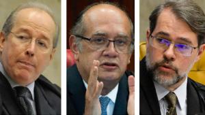 """Ministros do STF reagem ao argumento de """"golpe"""""""