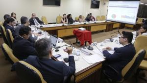 DGAP apresenta avanços no sistema prisional goiano em reunião com MP