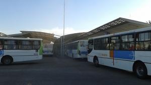 Greve dos motoristas do transporte público da Grande Goiânia é considerada ilegal pelo TRT-18