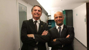Major Vitor Hugo comemora escolha de goianos para papéis de destaque no PSL