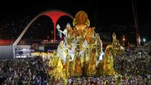 Viradouro vence carnaval do Rio de Janeiro de virada