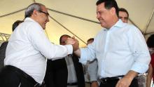 Após reunião com Marconi, Jânio Darrot decide ficar na presidência do PSDB
