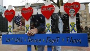 Na Maratona de Boston, a reafirmação da identidade nacional americana