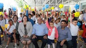 Prefeitura de Trindade lança ações de saúde bucal para alunos do ensino fundamental