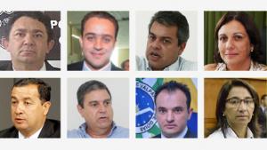 Os 8 favoritos para prefeito nas principais cidades do Entorno de Brasília
