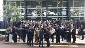 Juízes federais anunciam paralisação em protesto por auxílio-moradia