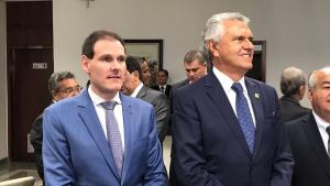 Caiado aposta em parceria entre poderes para implementar RRF
