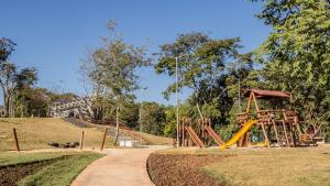 Presos do semiaberto vão trabalhar em parques de Goiânia