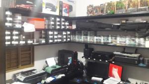PC de Goiás flagra laboratório de mídia pirata com mais de 10 mil DVDs falsificados