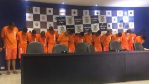 Operação Inimigos do Rei prende 58 integrantes de facção criminosa