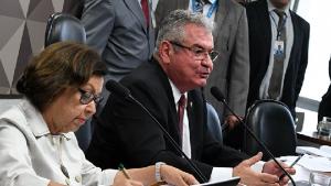 """Presidente da CPI das Fake News prevê """"guerra muito forte"""" durante investigações da Comissão"""