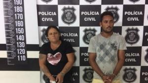 Mãe e filho são presos suspeitos de morte de pastor em Posse