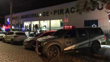 Vereadores de Piracanjuba são afastados por suspeita de crime de concussão