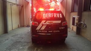 Polícia Civil cumpre mandados contra quadrilha de roubo de carros e tráfico de drogas
