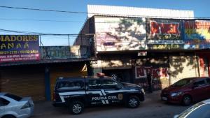 PC desarticula organização criminosa responsável por furtos de veículos em Goiânia e no interior