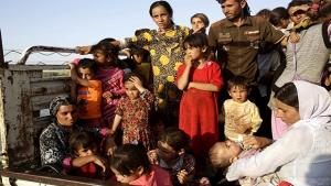 O mercado de escravas do Estado Islâmico