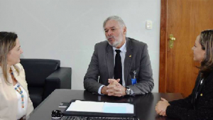 Dulce Miranda e Josi Nunes conseguem parceria com o Serpro