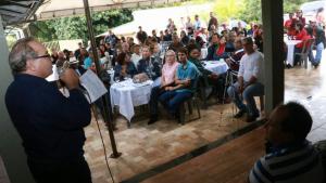 Em Palmeiras de Goiás, PSDB lança  candidatura de Vando Vitor