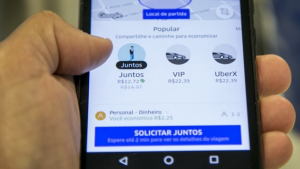 Com um mês de funcionamento em Goiânia, Uber Juntos ainda é visto com desconfiança