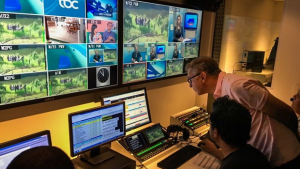 No feriado de carnaval, presidente da ABC acompanha jornal direto do estúdio