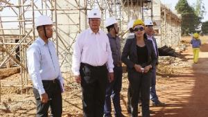 Secretário de Indústria e Comércio realiza nova visita técnica ao Centro de Convenções