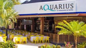 Incêndio atinge Restaurante Aquarius, em Goiânia