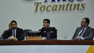 Assembleia Legislativa realiza audiência pública sobre suspensão de progressões