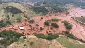 Sobe para 11 o número de corpos encontrados em razão do rompimento de barragens