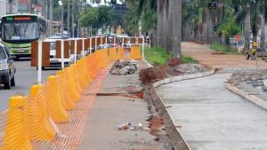 """Secretário diz que é """"impossível"""" entregar BRT Norte-Sul em março de 2019"""
