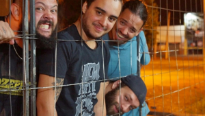 Bandinha de Rock faz tributo às bandas System of a Down, Metallica e Pearl Jam