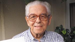 Família celebra centenário do escritor Basileu Toledo França