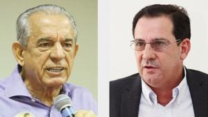Vanderlan Cardoso pode ser o adversário de Iris Rezende na disputa pela Prefeitura de Goiânia